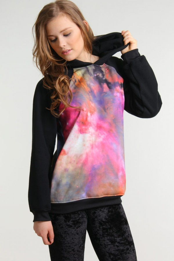 Galaxy Hoodie - Spaced Out - REA