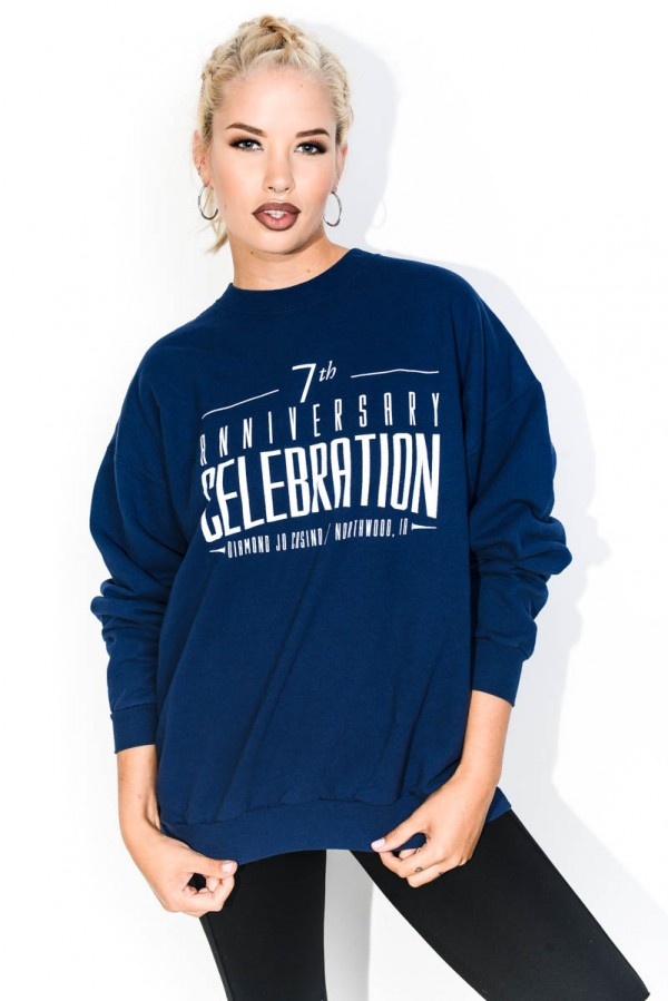 Vintage Sweatshirt - 7th Anniversary