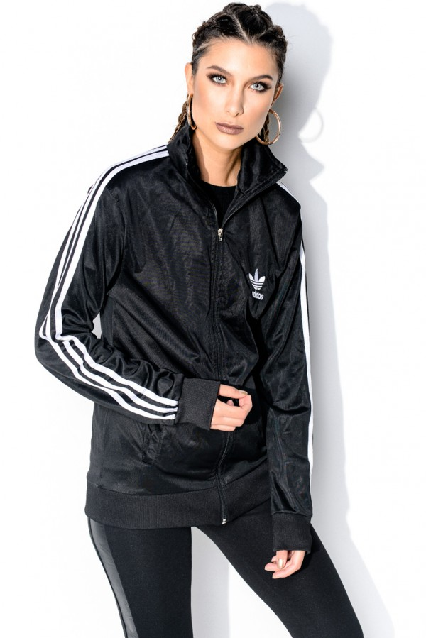 Vintage Zip - Adidas Loves Black