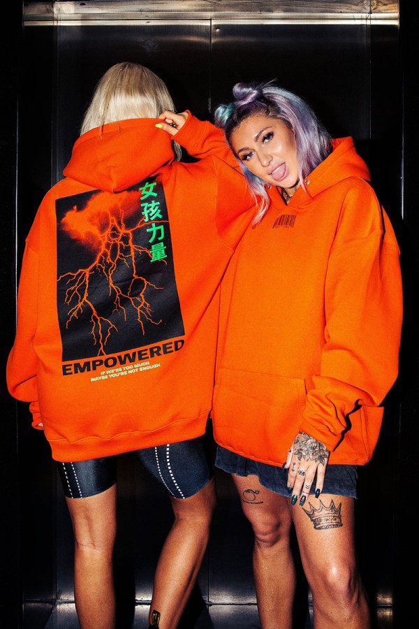 The Empowered Hoodie