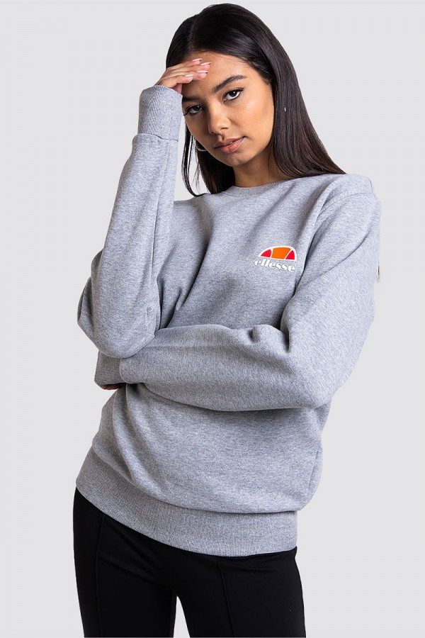 Sweatshirt - Haverford Sweatshirt Grey Marl