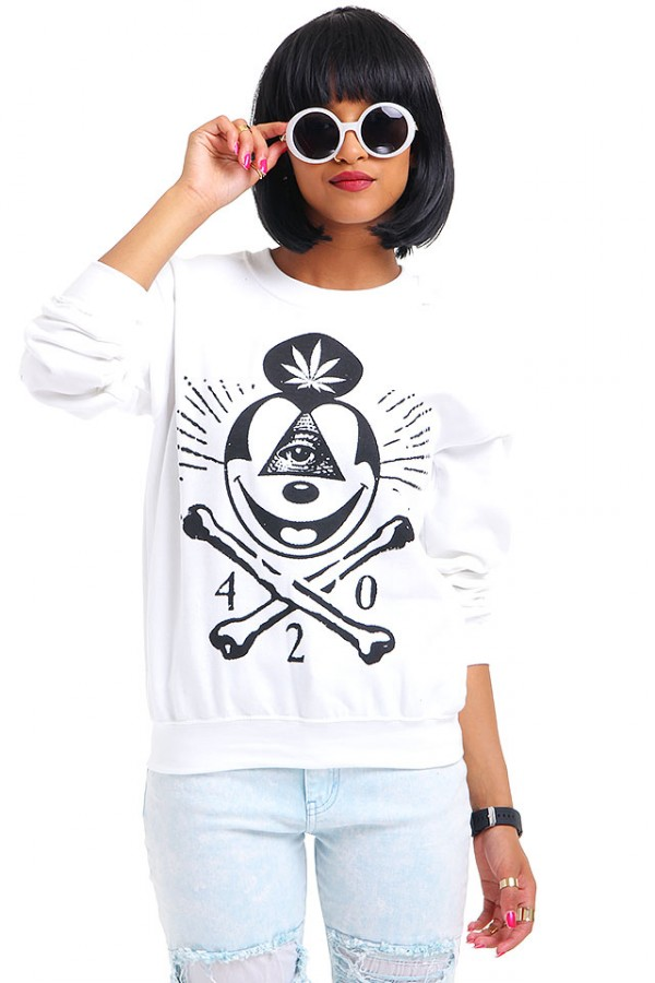 Vit Sweatshirt - High Mickey