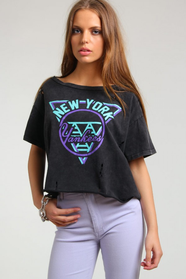 New York Yankees Vintage T-Shirt - NY