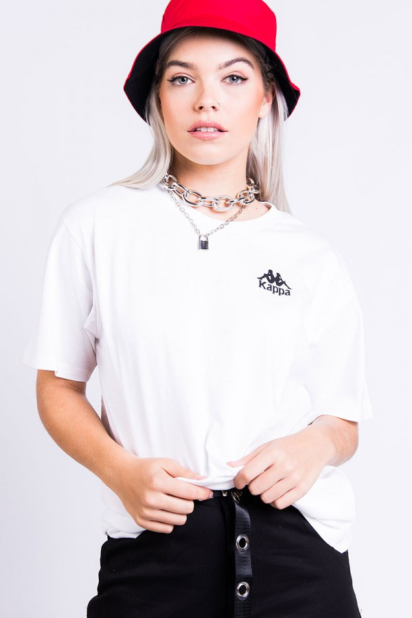T-shirt - Authentic Wollie White