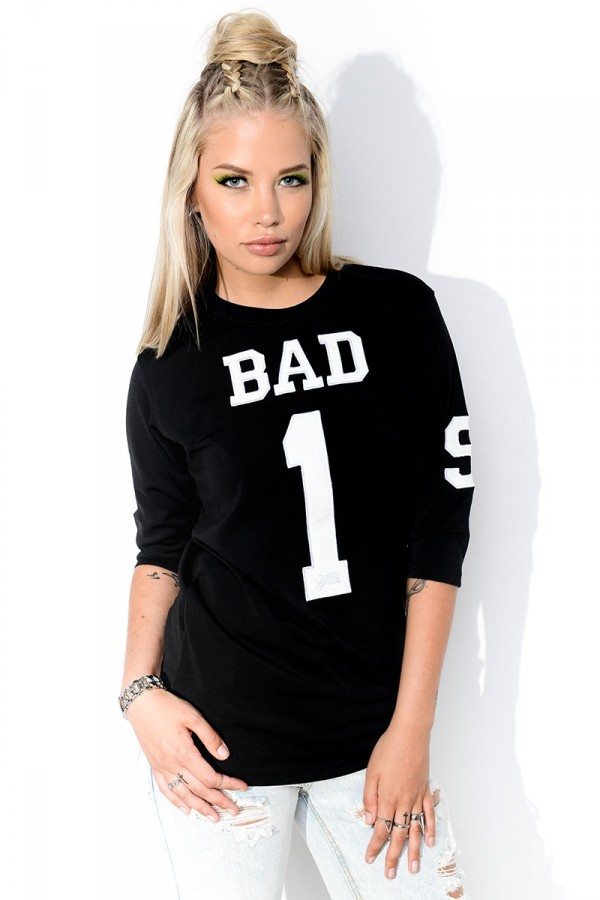 T-shirt - Black Bad #1