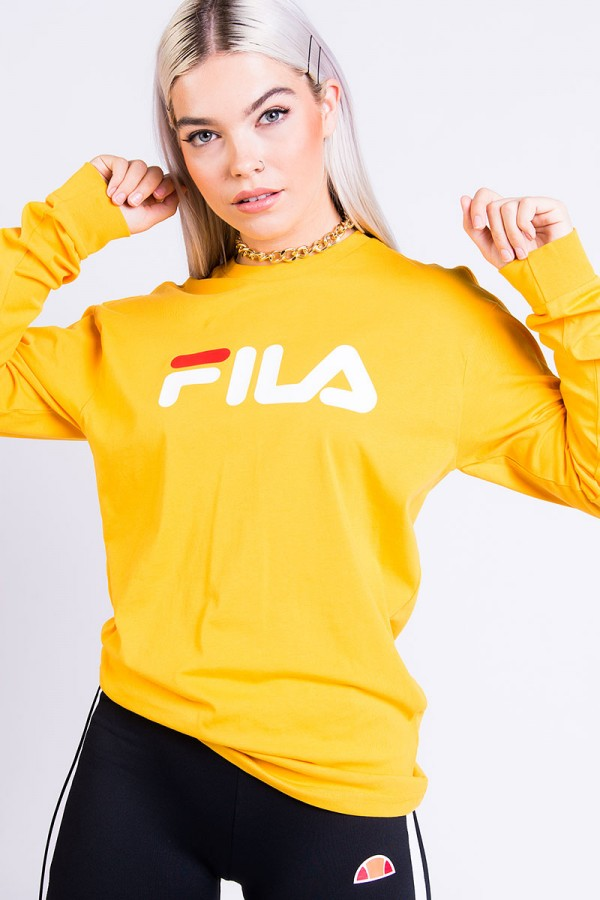 Tröja - Classic Pure Long Sleeve Citrus