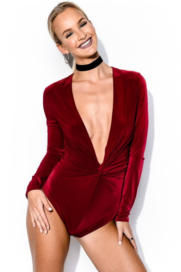 Burgundy Body - Less Is More