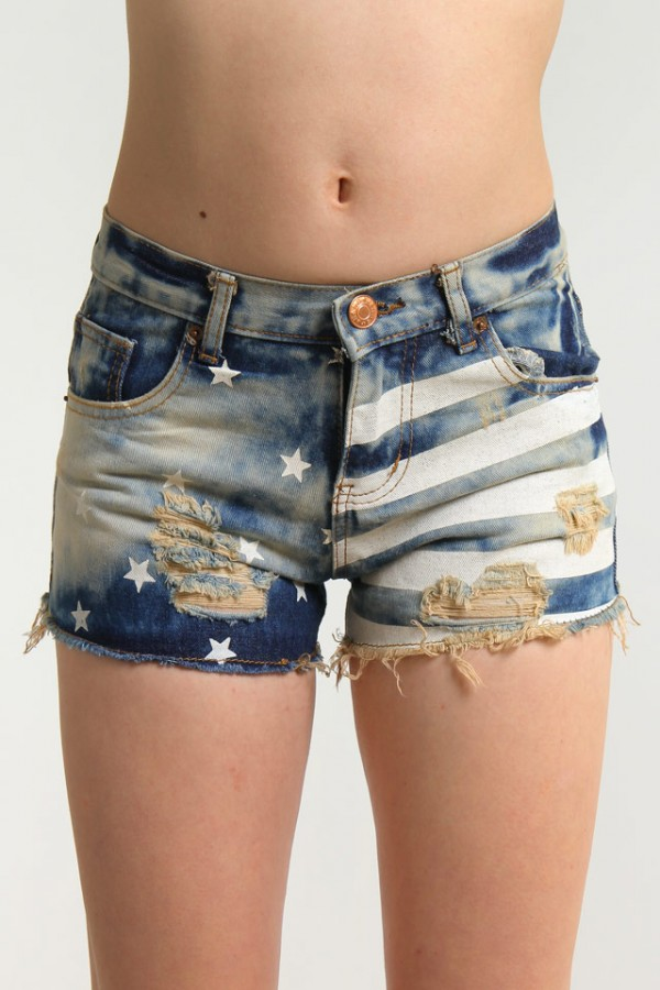 USA Jeans Shorts