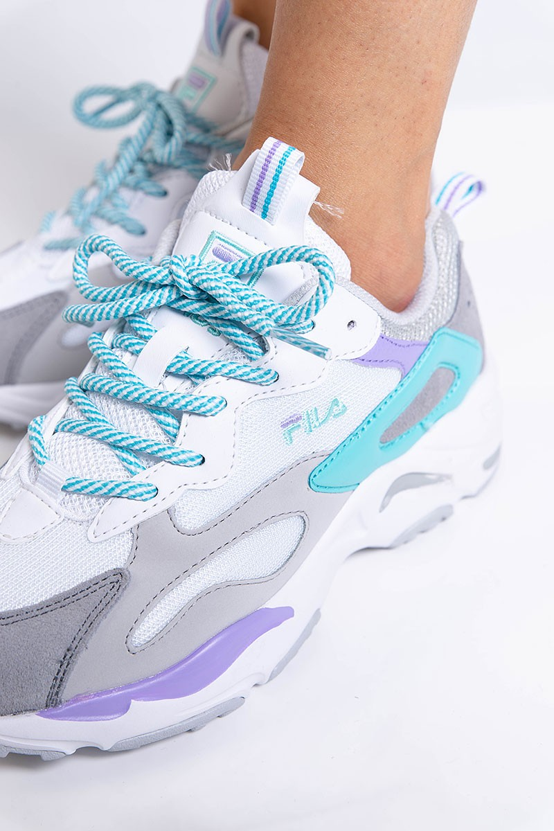 673f77e41 Sneakers - Ray Tracer Wmn Violet Tulip - FILA | madlady.se