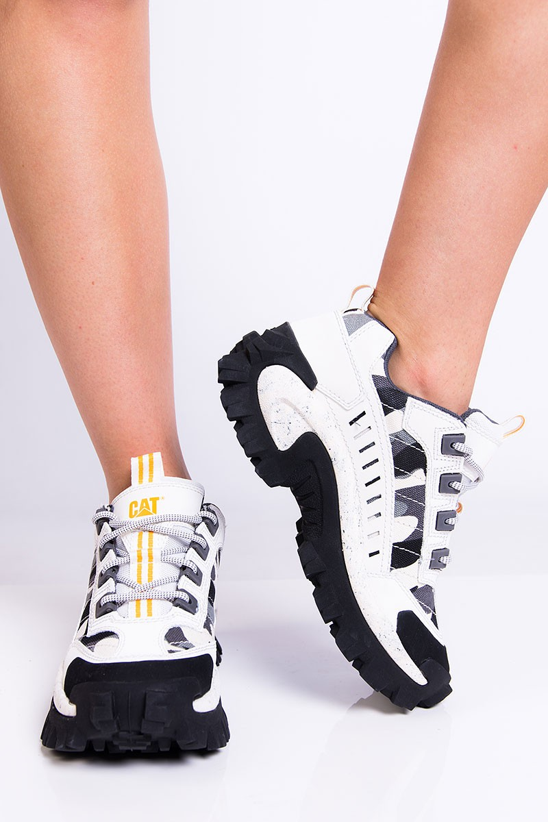 Sneakers Intruder Lily White Caterpillar   madlady.se
